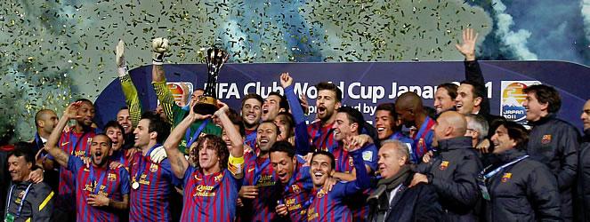 Barcelona O' Rei del Mundo | Campeón Mundial de Clubes 2011