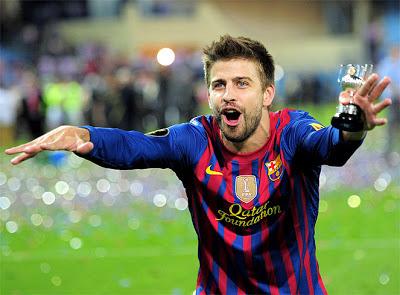 barcelona campeon copa del rey 2012 pique