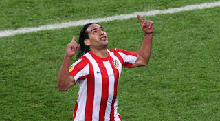 falcao campeon europa liga 2011 2012 atletico madrid