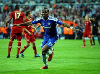 drogba gol bayern final munich champions 2012 liga de campeones