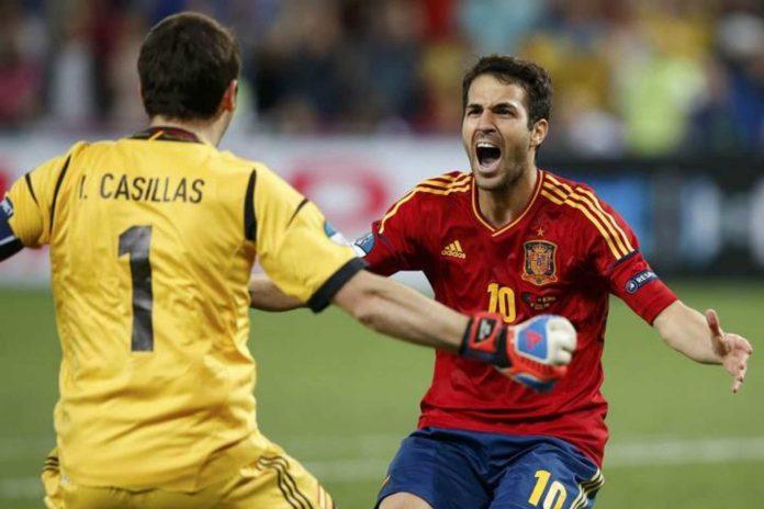 España a la final de la Eurocopa 2012