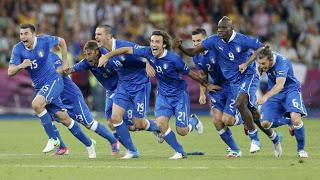 Inglaterra 0 (2)-Italia 0 (4)-Eurocopa 2012-Goles