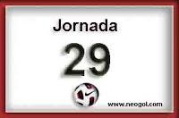 partidos jornada 29 liga española 2013
