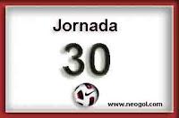 jorada 30 liga española 2013