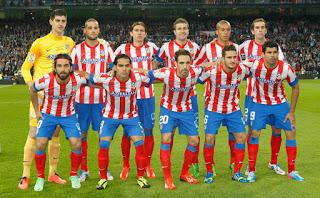 Atletico Madrid campeon copa del rey 2013