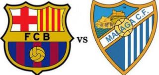 barcelona malaga