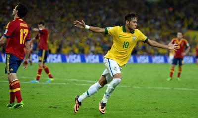 neymar campeon copa confederaciones