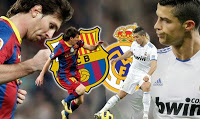 Barcelona vs. Real Madrid 2013