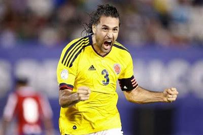 Mario Yepes colombia