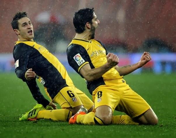 Athletic Bilbao 1-Atlético Madrid 2. Copa del Rey - Portadas ...