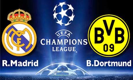 Alineación y la previa Real Madrid-Borussia Dortmund. Cuartos ...