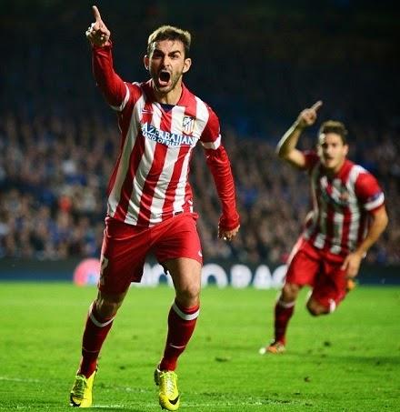 El Atlético Madrid es finalista - 46.0KB