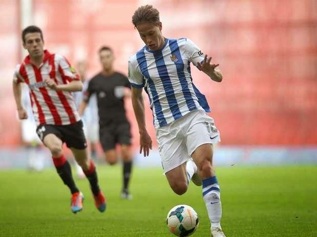 Athletic Bilbao 1-Real Sociedad 1. Jornada 37 Liga Española