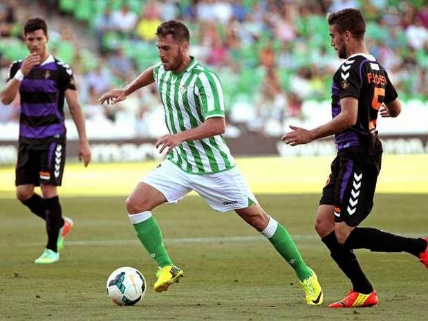 Betis 4-Valladolid 3. Jornada 37 Liga Española