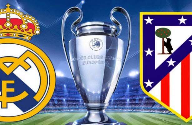 Alineaci n y la previa real madrid atl tico madrid final for Cuartos final champions 2014