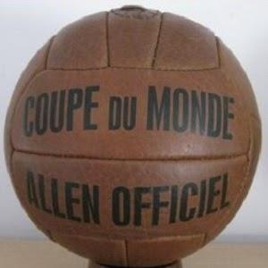 Balón Mundial Francia 1938 Allen