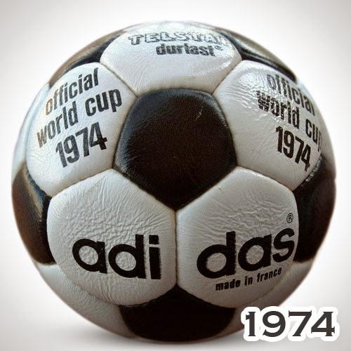 14ad5b8ef915a Los  Balones de los Mundiales 1930 hasta 2018