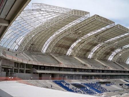Estadio das dunas natal sedes del mundial 2014 for Estadio arena