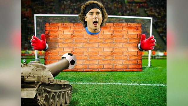 Los mejores chistes y memes de Brasil-México: Mundial Brasil ochoa