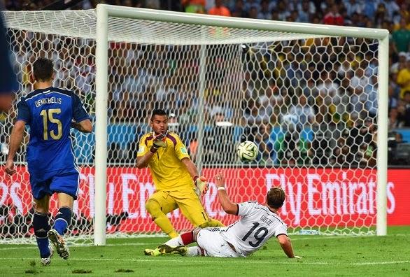 Las mejores imágenes de Alemania Campeón del Mundo