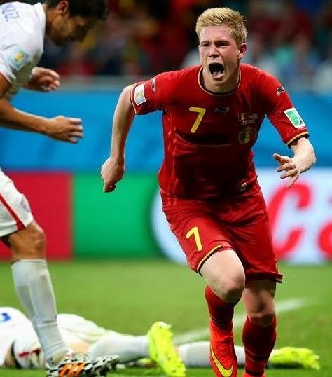 Bélgica clasifica cuartos y enfrentará a Argentina - Liga Española ...