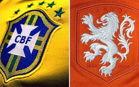 Alineación y la previa Brasil-Holanda. Tercer puesto