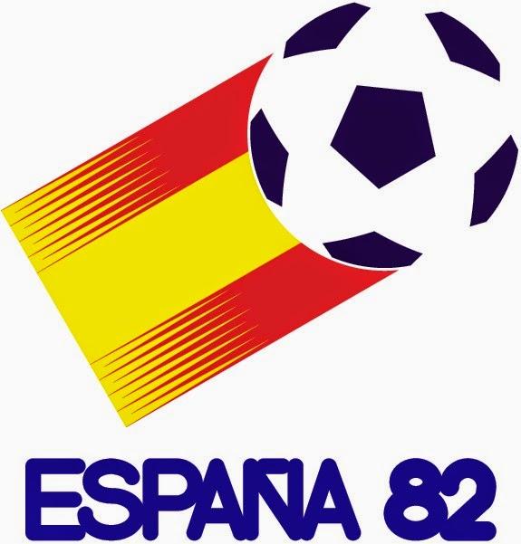 Logo Mundial España 1982: Naranjito