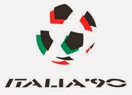Logo y mascota del Mundial Italia 1990: Ciao