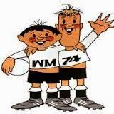 mascota del Mundial Alemania 1974: Tip Tap