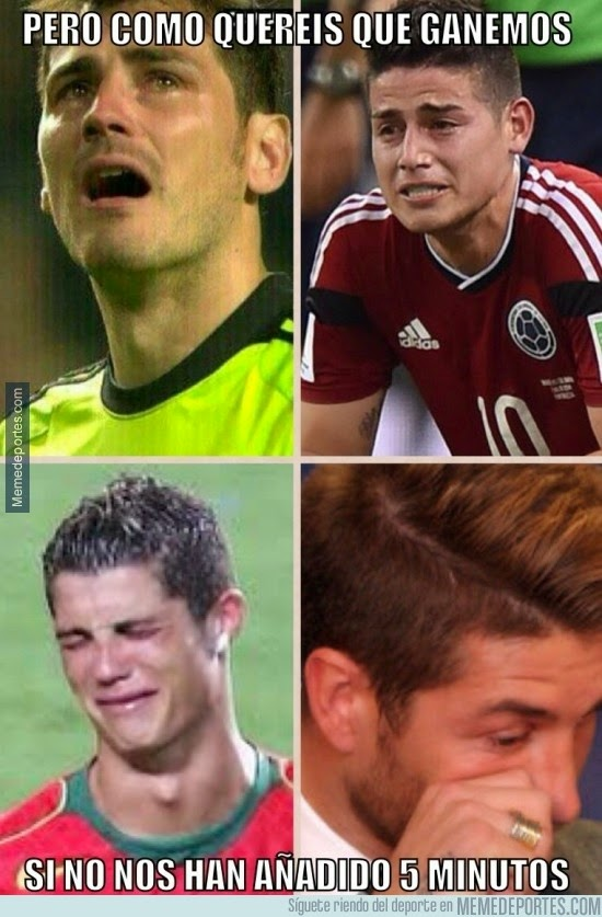 Los mejores memes Atletico Madrid Campeón Supercopa 2014 ...
