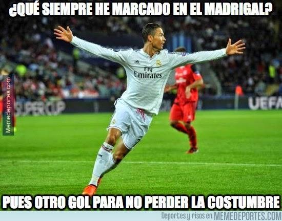 Los mejores memes del partido villarreal real madrid for Los mejores sofas de madrid