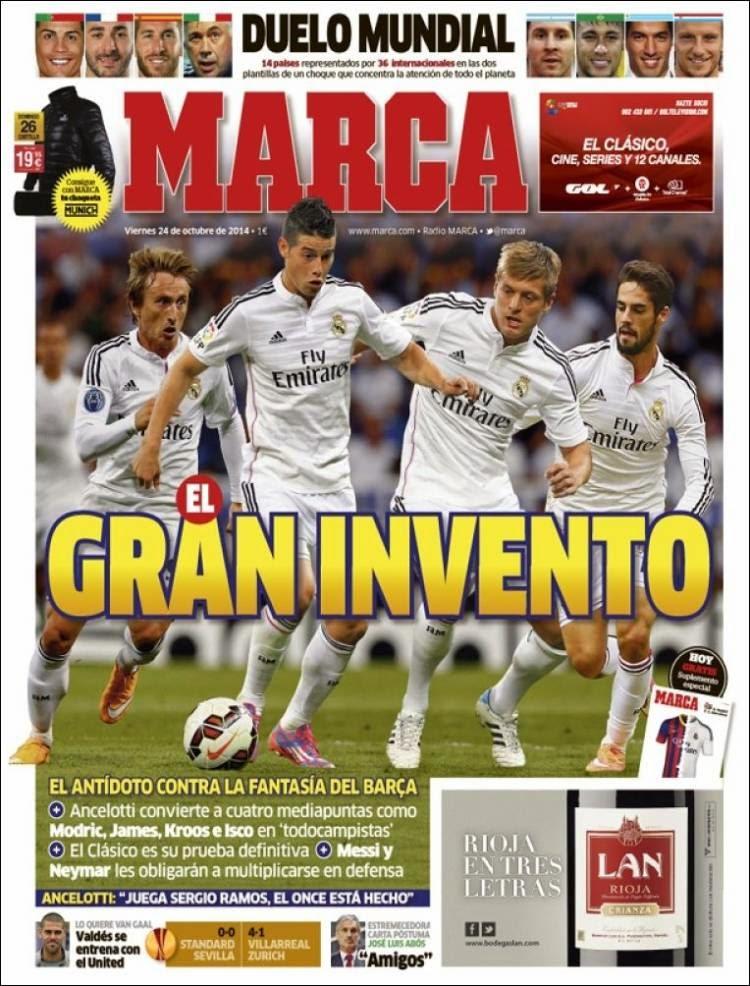 39 nunca entrenar a al bar a 39 ancelotti calienta el cl sico for Madrid sevilla marca