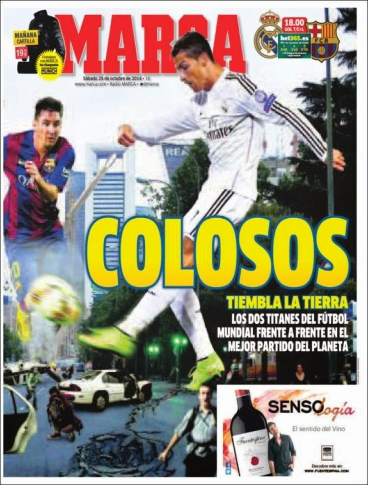 Terremoto mundial hoy se juega el c sico real madrid for Madrid sevilla marca