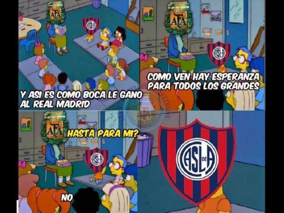 Los mejores memes Real Madrid-San Lorenzo: previa Mundialito