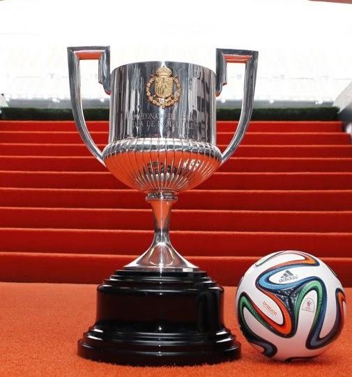 Calendario Copa del Rey 2014-2015 - Portadas, Goleadores ...