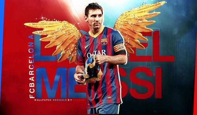 Leo Messi, el mejor delantero de 2015