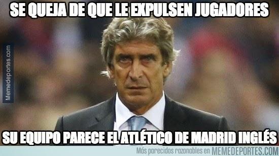 Los mejores memes del Barcelona-M. City: Champions pellegrini