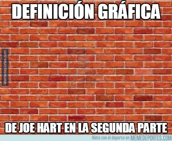 Los mejores memes del Barcelona-M. City: Champions joe hart