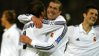 Zidane real madrid barcelona