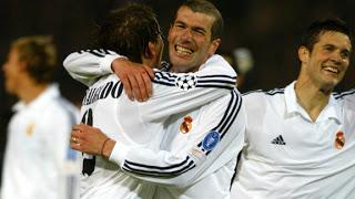 Zidane real madrid barcelona