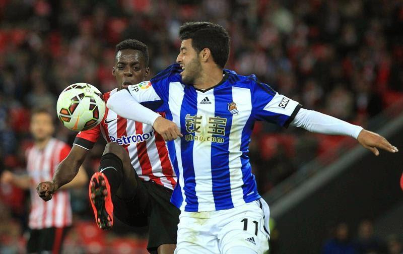 Athletic Bilbao 1 Real Sociedad 1 Jornada 34 Liga