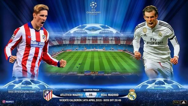 Alineación Atlético-Real Madrid: Cuartos Champions (ida) - Liga ...