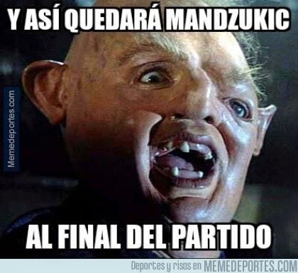Los mejores memes del Atlético-Real Madrid: Champions madzukix