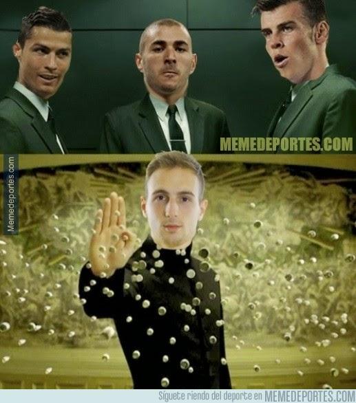 Los mejores memes del Atlético-Real Madrid: Champions
