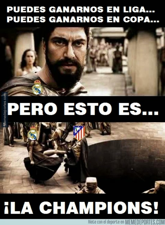 Los mejores memes del Real Madrid-Atlético: Champions