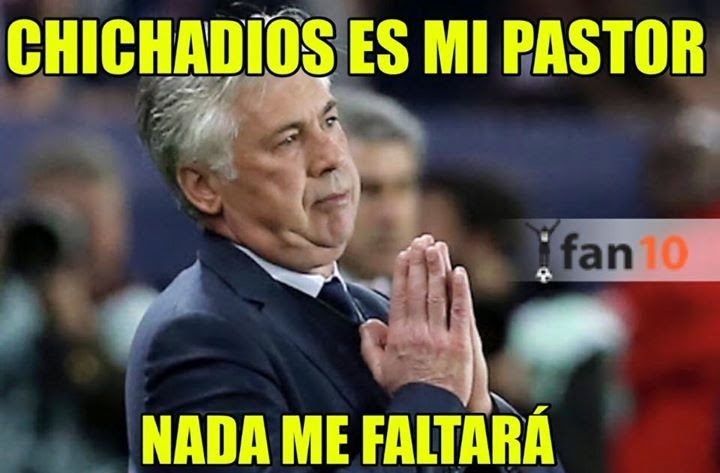 Los mejores memes del Real Madrid-Atlético: Champions League