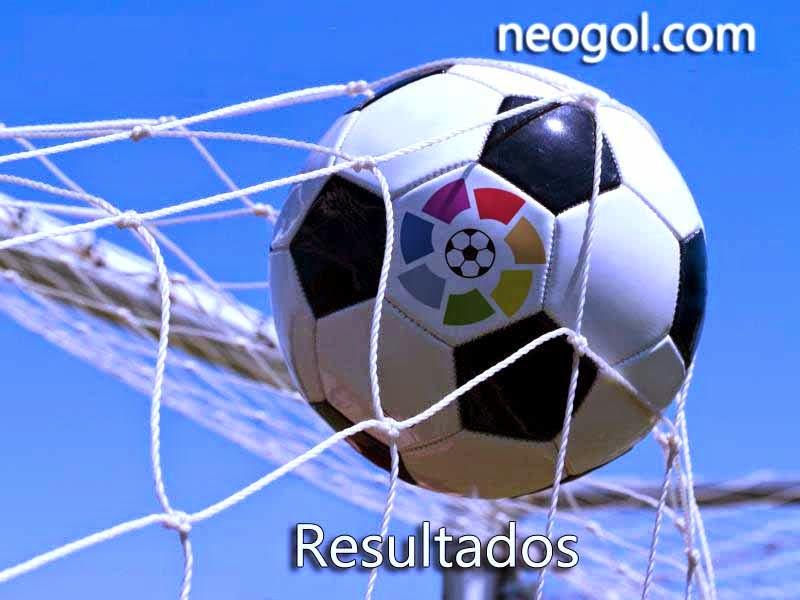 Resultados Jornada 30. Liga Española 2015