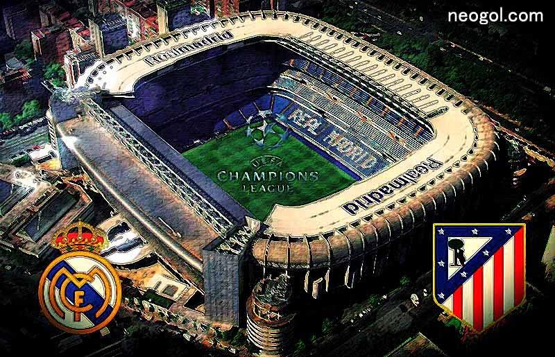 Alineación Real Madrid-Atlético: Cuartos Champions (vuelta ...