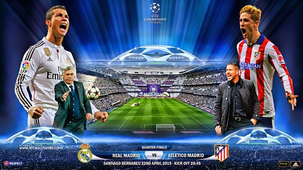 Real Madrid vs. Atletico Madrid: The Battle is coming ...