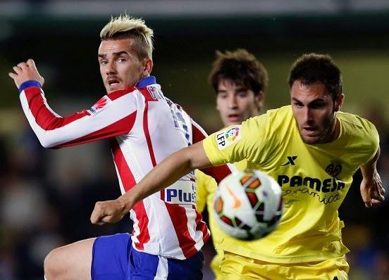 Villarreal 0-Atlético Madrid 1. Jornada 34 Liga Española